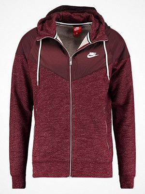 Street & luvtröjor - Nike Sportswear Sweatshirt dark team red/dark team red