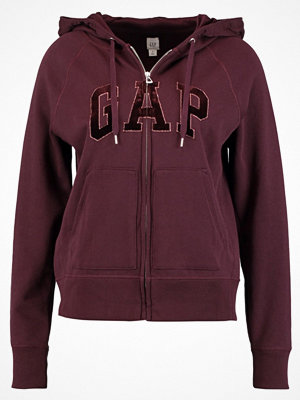 GAP SHERPA FULLZIP Sweatshirt vamp red