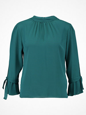 Dorothy Perkins FLORAL SLEEVE Blus green