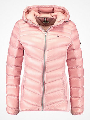 Tommy Jeans BASIC JACKET Dunjacka blush