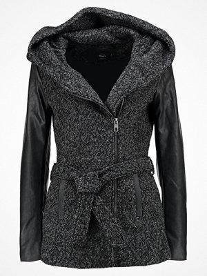 Only ONLNEW LISFORD COAT  Tunn jacka dark grey melange