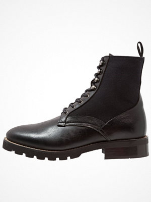 Boots & kängor - H by Hudson ELMORE Snörstövletter black