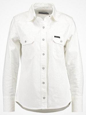 Calvin Klein Jeans WESTERN LEAN Skjorta ecru