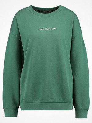 Calvin Klein Jeans HILARY  Sweatshirt trekking green