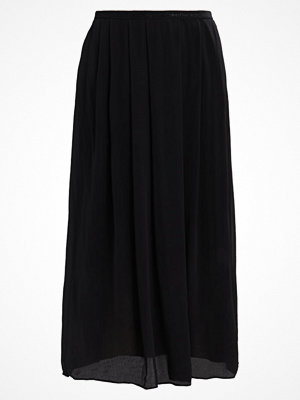 Calvin Klein Jeans KATELYN MIDI SKIRT Maxikjol black beauty