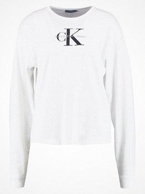 Calvin Klein Jeans Sweatshirt bright white