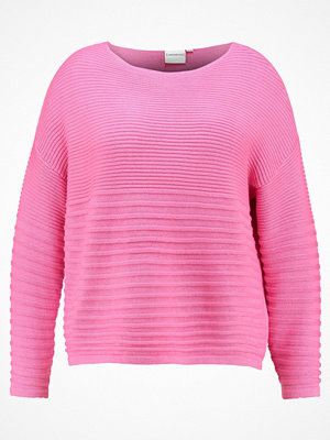 Junarose JRZAMBA  Stickad tröja azalea pink