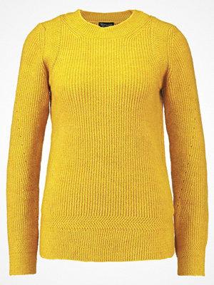 Topshop CHEVRON CREW Stickad tröja must