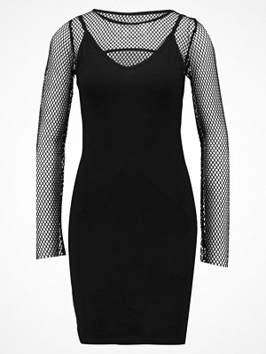 Even&Odd DRESS Jerseyklänning black