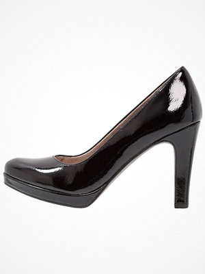 Tamaris Klassiska pumps black