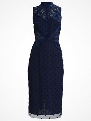 True Decadence Tall NAVY DRESS Cocktailklänning dark blue