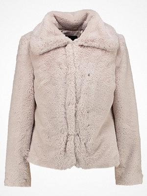 New Look SHORT FAUX COAT Vinterjacka light pink