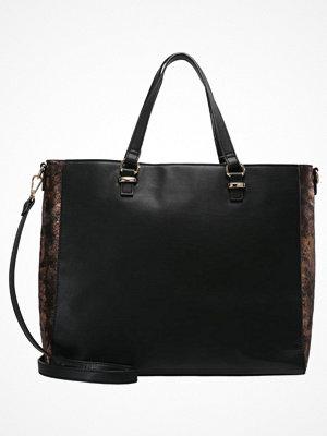 Anna Field shopper Shoppingväska gold