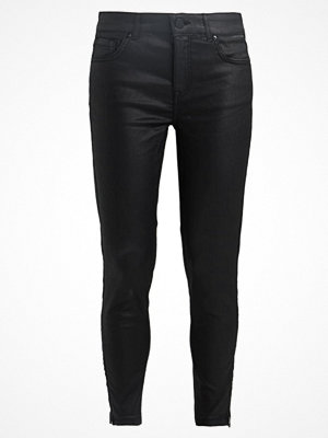 Oasis ALL OVER COATED ISABELLA Jeans Skinny Fit black