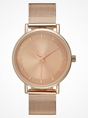 Anna Field Klocka rose goldcoloured