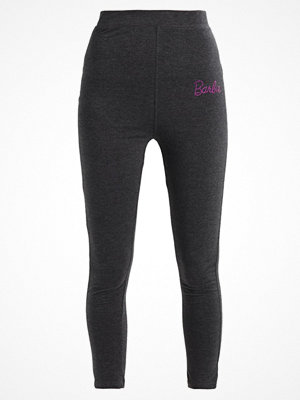 Missguided HOTFIX BARBIE LOGO Leggings grey