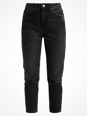 Topshop MOM NEW Jeans relaxed fit washedblack
