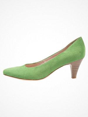 Tamaris Pumps green