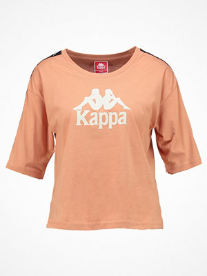 Kappa AUTHENTIC TASSIMA Tshirt med tryck dusty coral