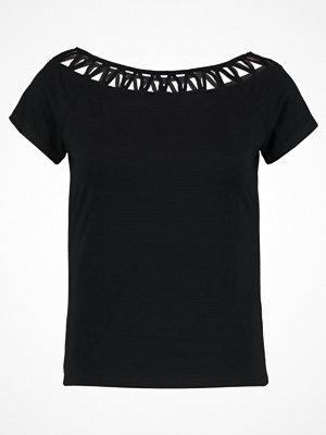 Anna Field Tshirt med tryck black