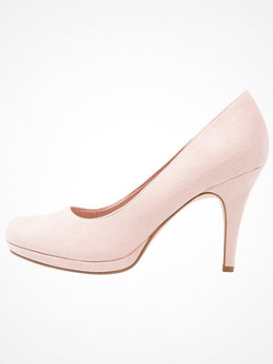 Tamaris Klassiska pumps rose