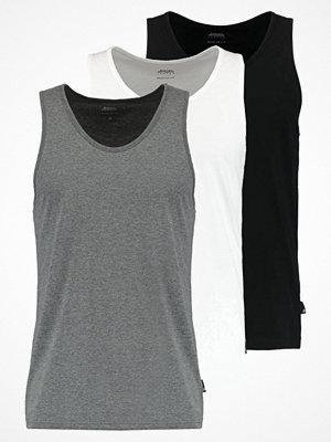 Linnen - Burton Menswear London BASIC 3 PACK Linne black
