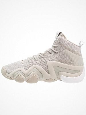 Adidas Originals CRAZY 8 ADV PK Höga sneakers sesame/footwear white