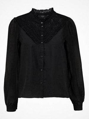 Vero Moda Petite VMROSE SHIRT Skjorta black