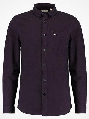 Skjortor - Jack Wills WADSWORTH OXFORD CLASSIC FIT Skjorta plum