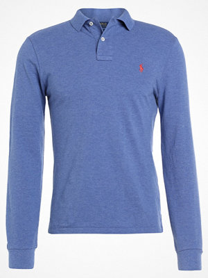 Polo Ralph Lauren BASIC MESH SLIM FIT Piké  royal blue