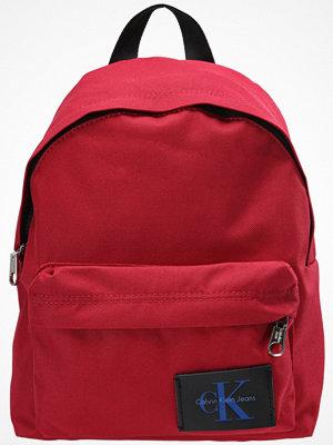 Calvin Klein Jeans SPORT ESSENTIAL Ryggsäck red mörkröd