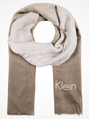 Calvin Klein BASIC DEGRADE SCARF Halsduk grey