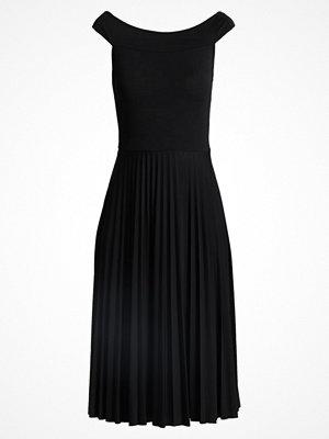 Anna Field PLEATED Jerseyklänning black