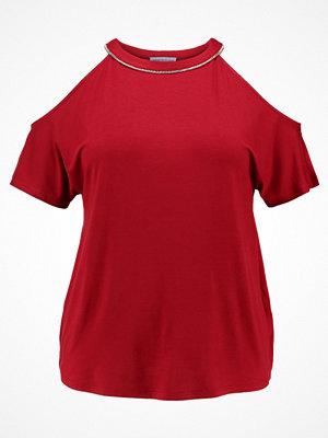 Anna Field Curvy Tshirt med tryck red