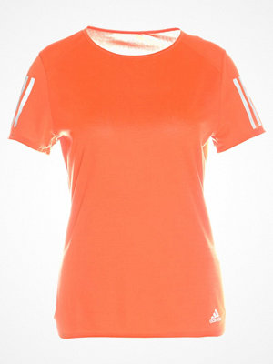Adidas Performance RESPONSE TEE Tshirt med tryck hireor