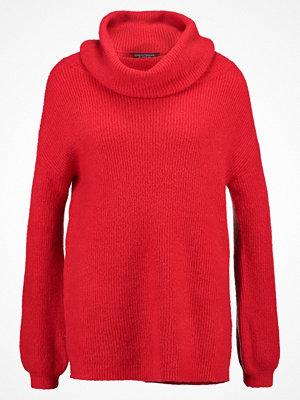 Dorothy Perkins ROLL NECK Stickad tröja red