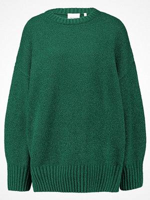 Weekday DIRECT  Stickad tröja green