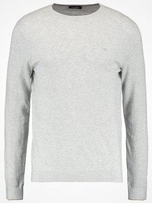 Calvin Klein SAUL CREW NECK Stickad tröja grey