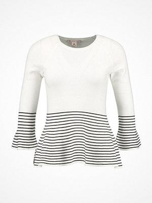 Anna Field Stickad tröja offwhite/black