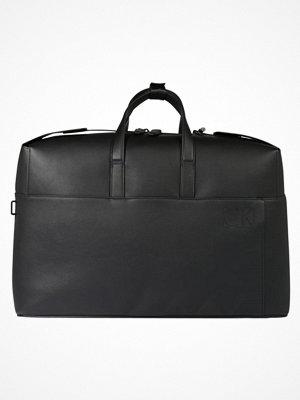 Väskor & bags - Calvin Klein HIPROFILE Weekendbag black