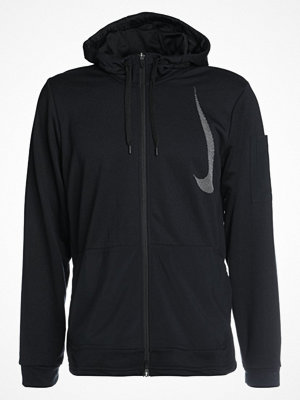Nike Performance DRY  Sweatshirt black/black/white