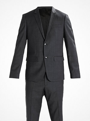 Kavajer & kostymer - Calvin Klein MODERN TEXTURED Kostym grey