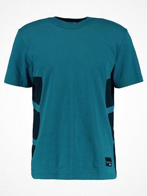 Adidas Originals BOLD TEE Tshirt med tryck dark green