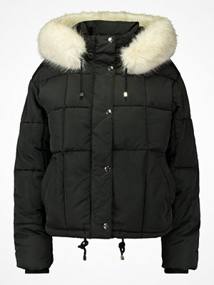 Topshop LINED Vinterjacka black