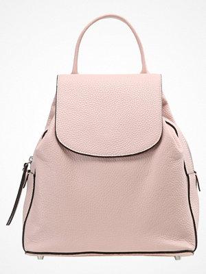 Abro Ryggsäck rosa persikofärgad