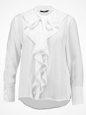Only ONLNEW FRILL Blus white