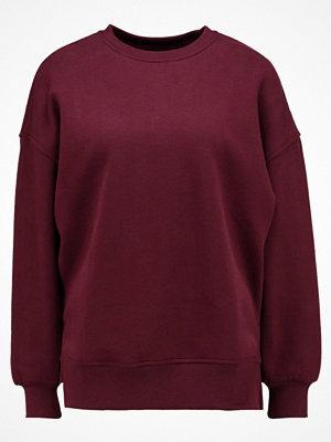 Tröjor - New Look ELLA SLOUCH Sweatshirt burgunday