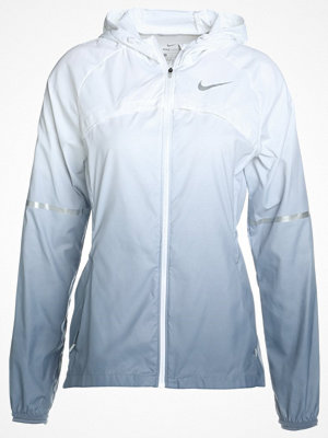 Nike Performance SHIELD HOODED PRISM Löparjacka armoury blue/white