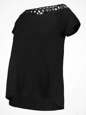 Anna Field MAMA Tshirt med tryck black