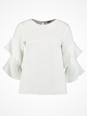 Dorothy Perkins TIERED RUFFLE  Blus ivory